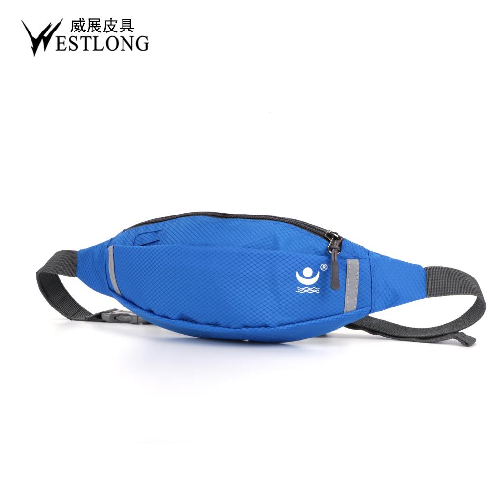 3802 Men Women Purse 2016 mini waist bag Colourful waist pack high quiality nylon fanny pack, portable and flexible(China (Mainland))