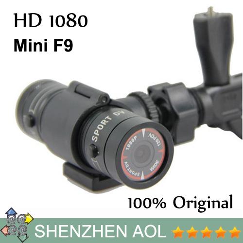NEW mini F9 sport DV Full HD 1080P waterproof Sports camera Digital Action Camera extreme sports Camcorder(China (Mainland))