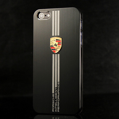 Metal Back Shell Case For iPhone 5 5S Sport Car Matte Aluminum Phone Cover Cases for iPhone5 5S Luxury Metal Texture(China (Mainland))
