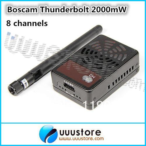Boscam 5.8G 2000mW Transmitter TS5833 5.8Ghz Distance 10km For FPV Aerial Photography DJI phantom Tarot Quadcopter Hexrcopter<br><br>Aliexpress