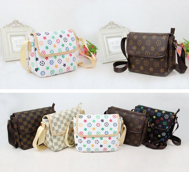 2016 Новый Бренд Дизайн Дети сетка кошелек Мальчики девочки сумка дети сумка Сумка