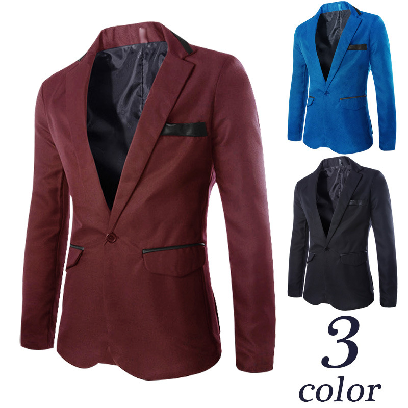 Men more than a grain of small suit color suit dress red for Wine colored mens dress shirts