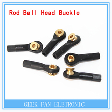 6pc/sset Transfer (with wave beads)simulation car / model buckle marine ball / rod head steering head buckle different sizes(China (Mainland))