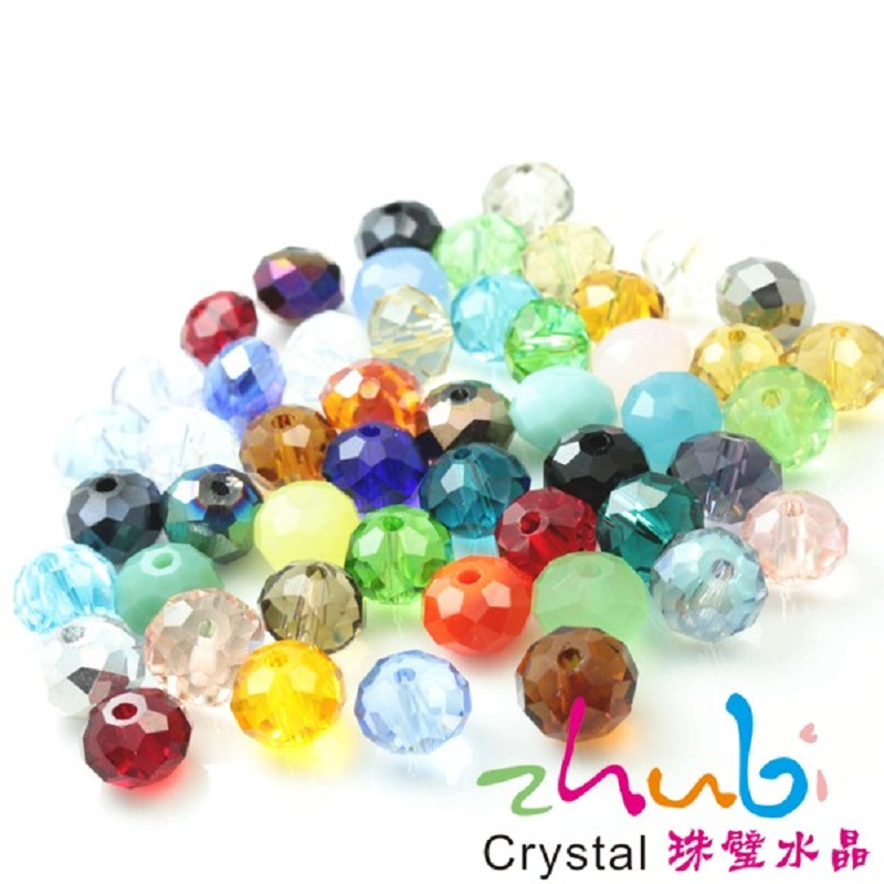 Diy Crystal Rondelle Beads (440PCS/LOT)Craft Jewelry 4mm Crystal Beads China Promotional Fndings Glass Beads for Bracelet Making(China (Mainland))