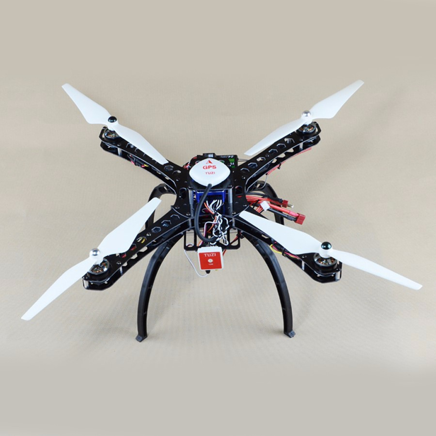 2pcs/lot DJI Phantom Drone Accessories 9 inch 9450 Self-lock Self-tighten Propellers with Metal Prop Hub for DJI Phantom 2/3