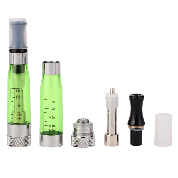 Ego ce5 plus clearomizers clear rebuildable atomizer 1.6ml wickless ce5+ vaporizer e cigarette like ego ce4 ce6 tank