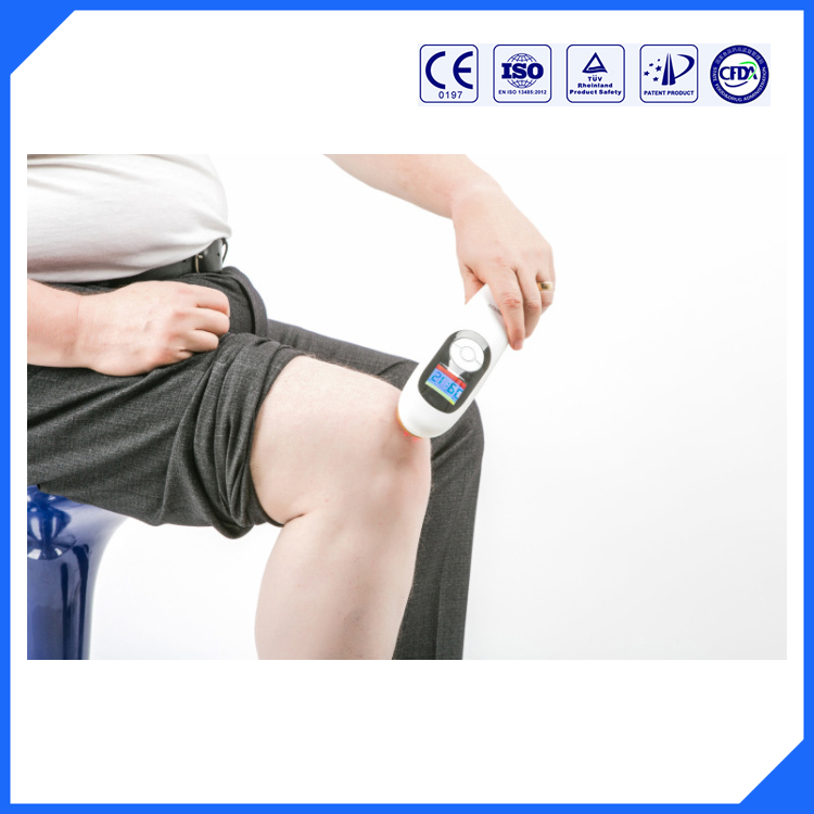 Laser pain management clinic using physical therapy instruments(China (Mainland))