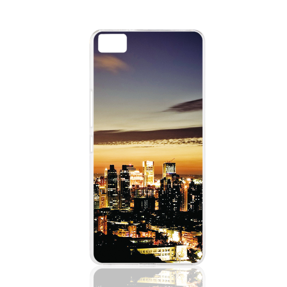 17824 Taiwan Taipei 101 At Night cell phone Cover Case for BQ Aquaris M5 for ZUK Z1 FOR GOOGLE nexus 6(China (Mainland))