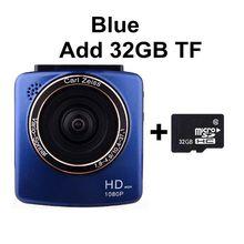 Novatek Car Dvr Camera Dash Cam Full HD 1080p Parking Recorder Registrator Mini Camcorder Night Vision 170 Wide Angle Lens(China (Mainland))