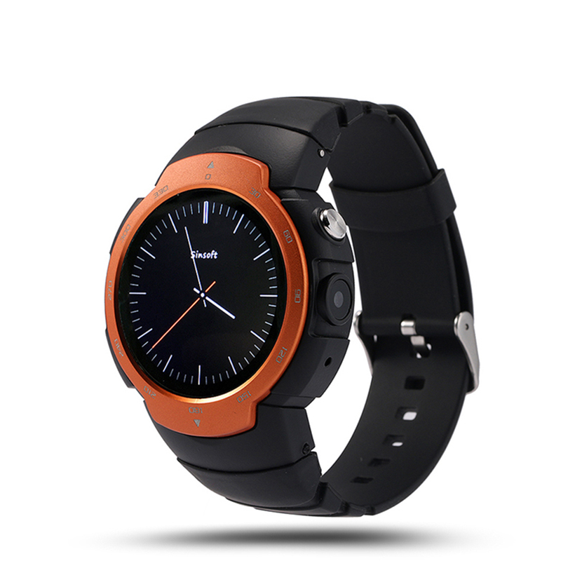 LEM3 Smart Watch Support 3G Wifi Bluetooth Smartwatch ROM 4GB SIM Card relogio 3G Wifi Browser Twitter Skype etc For IOS Android(China (Mainland))