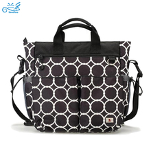 3 PCS/SET Baby Nappy Bags Diaper Bag Mother Shoulder Bag Maternity Mummy Handbag Waterproof Baby Stroller Bag Washed by Machine(China (Mainland))