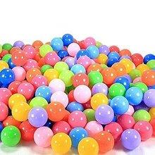 200 pz/lotto colorful fun in plastica morbida ocean del capretto del bambino toy multi-colored crush proof plastica pit balls(China (Mainland))