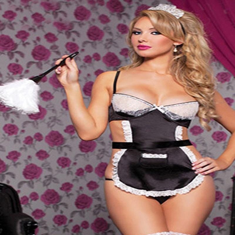 Эротическая одежда на прислуге смотреть онлайн 24 фотография