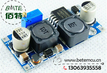 10PCS/LOT Automatic LM2577 step up and step down  Solar Power supply Module DC-DC 3V-35V turn 1.2V-30V
