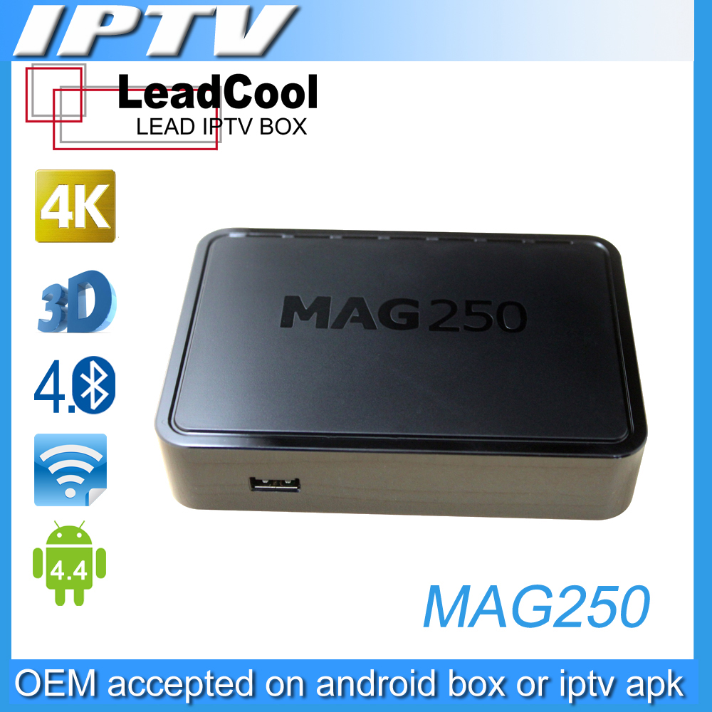 5pcs Mag 250 Linux System IPTV Set Top Box HD 1080p Satellite Receiver Support Lan Wifi Youtube Mag250 Support Wifi Adapter(China (Mainland))