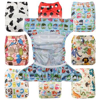 Ребенок один размер многоразовые ткань пеленки крышка обертывание в использовании ...