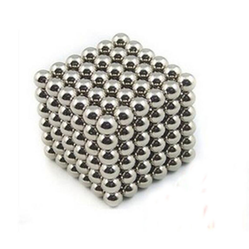 3mm 216 pcs Magic Magnet Neo Cube Puzzle Metaballs Magnetic Balls Magico Cubo Toys Fun New Year Christmas Birthday Gift(China (Mainland))
