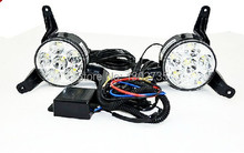 DRL Chevrolet Sail Car LED Daytime Running Lights Auto LED lamps free shipping(China (Mainland))