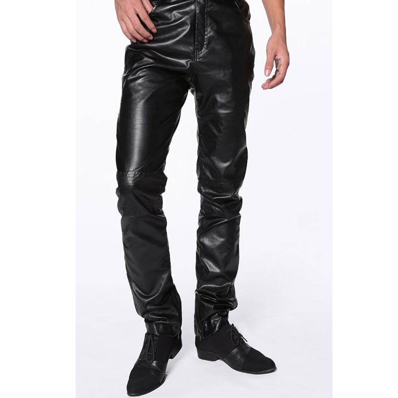 Leather Pants For Men | www.imgkid.com - The Image Kid Has It!