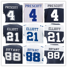 men's 4 Dak 21 Ezekiel 88 Dez Best quality jersey(China (Mainland))