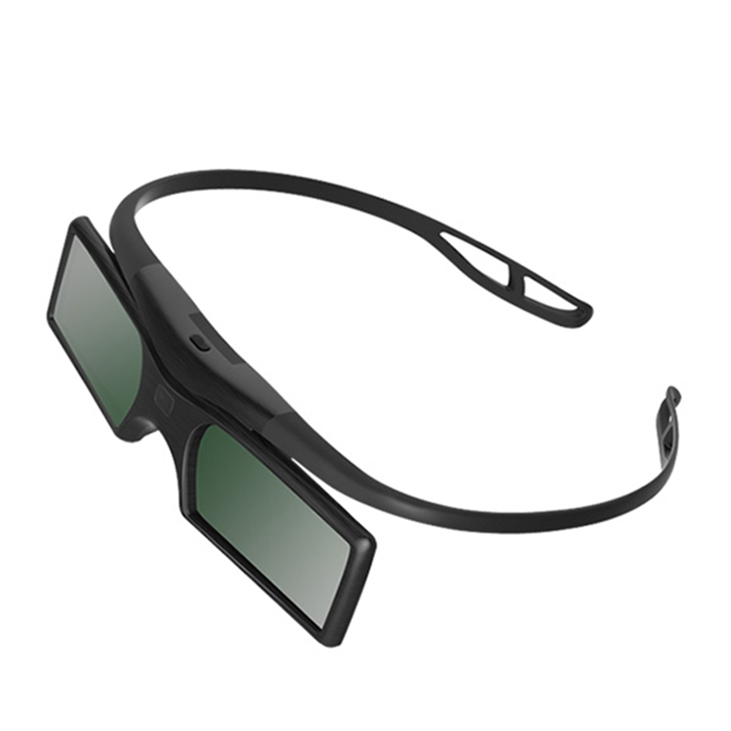 2pc Bluetooth 3D Shutter Active Glasses for Samsung for Panasonic for Sony 3DTVs HDTV Blue-ray Player Universal TV 3D Glasses(China (Mainland))
