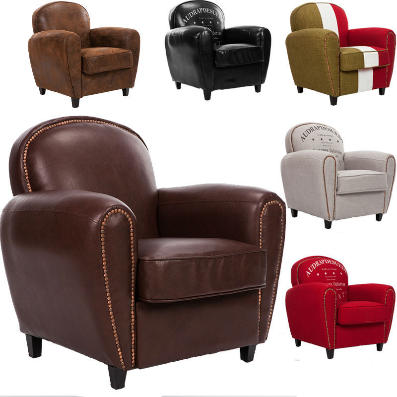 Accent chair armchair occasional chairs modern sofa living for Arm chairs living room