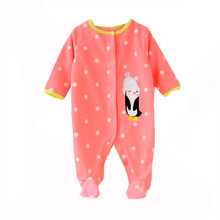 Winter Rompers Baby Boy Clothes Newborn Baby Girl Romper Carters Baby Clothing