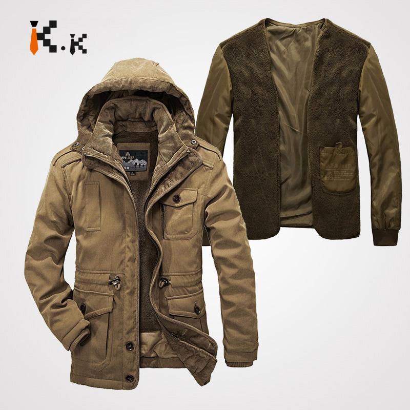Гаджет  2015 winter warm jackets, jacket thicken to keep warm,thicken Cotton-padded Wholesale Fashion Warm Men Parka Down Jacket None Одежда и аксессуары