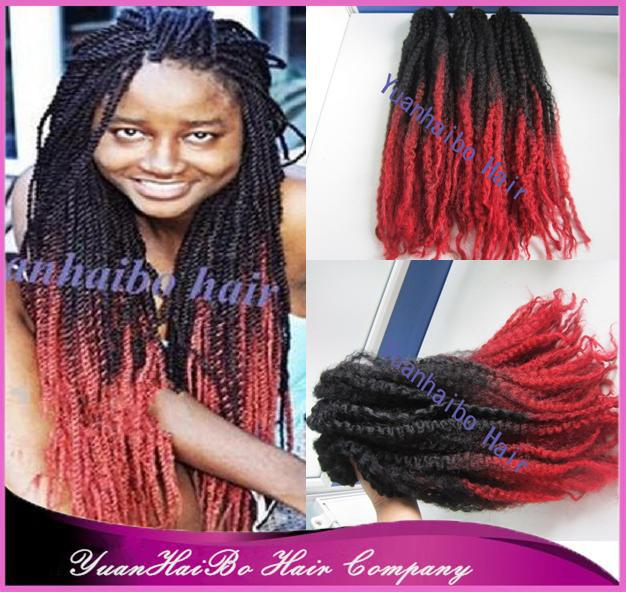 Crochet Braids Red And Black : Red And Black Braids Popular red marley hair-buy cheap red marley hair ...