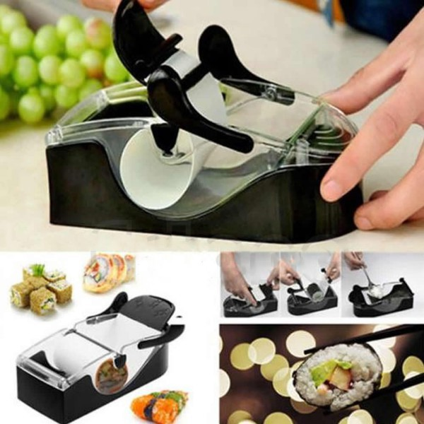 Unbrand DIY Sushi maker full automatic sambusa maker food dumpling maker machine industrial automatic momo dumpling maker