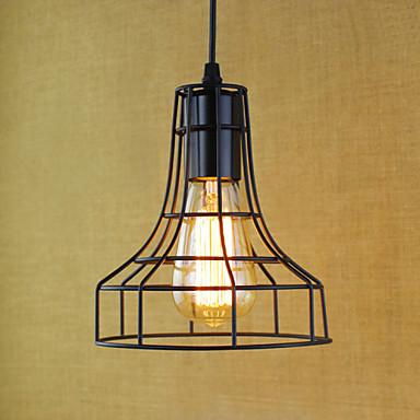 Edison Loft Style Iron Net Droplight Industrial Vintage Pendant Light Fixtures For Dining Room Hanging Lamp Lamparas Colgantes<br><br>Aliexpress