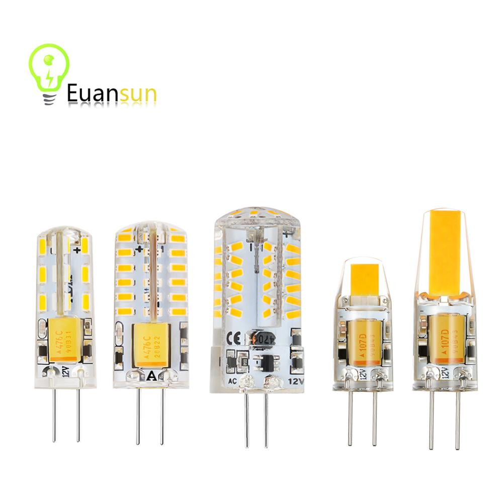 1 pcs G4 led12V 3014 2835 0705 1505 SMD 3W 6W 7W DC 12V / AC 12V G4 LED Lamp Bulb Replace halogen lamp Lighting Spotlight(China (Mainland))