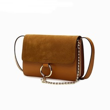 Buy Women Messenger Bags Designer Brand Flap Leather Bags Female Shoulder Handbags Ladies Chain Clutches Bag 2017 Feminina Bolsas for $22.20 in AliExpress store