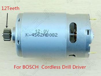 Replacement DC Motor 12V For BOSCH Cordless Drill Driver GSR12V GSR12-2 GSB12VE-2 GDR12V