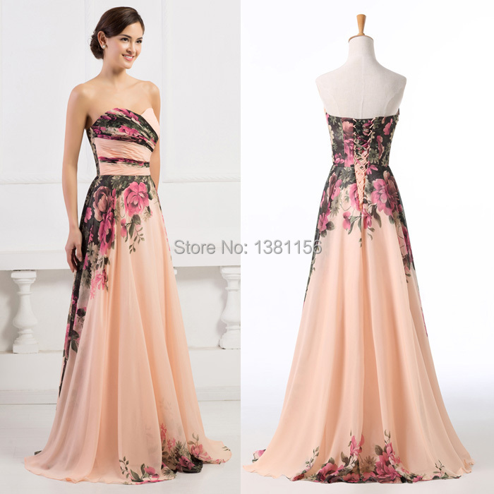 Pattern For Evening Dresses - Boutique Prom Dresses