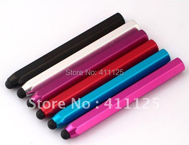 Удобный стилус ручка касание ручка для планшет мобильный телефон 10 цветов 30 шт