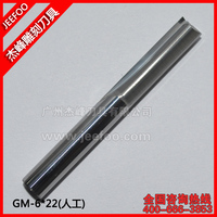 6*22  CNC Solid Carbide Two Straight Flute Bits/CNC Router Bits/Router Cutter