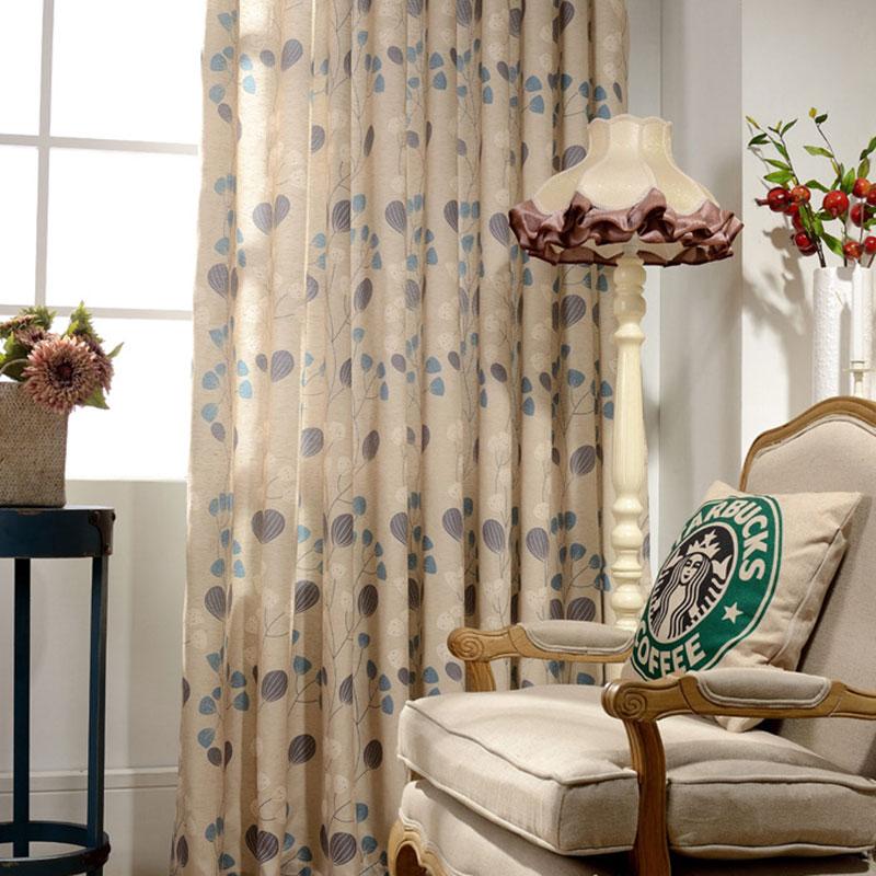 Compra cortinas de lino color beige online al por mayor de china mayoristas de cortinas de lino - Cortinas lino beige ...