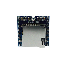 Mini MP3 Audio Module for Arduino with 3W Amplifier, Free Shipping