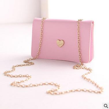 The new 2016 han edition single chain bag mini female BaoLing cell phone bag shoulder bag his parcel change purse(China (Mainland))