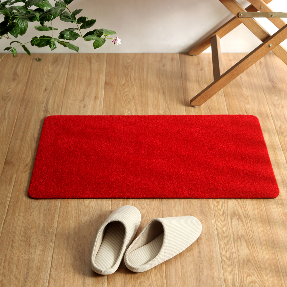 Entranceway mats doormat indoor mat bathroom slip-resistant gadders absorbent pad carpet - Love Star store