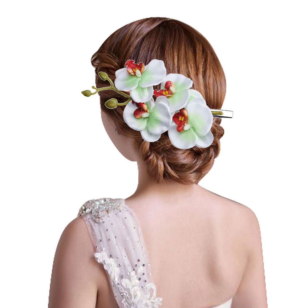 Chinese style womens flower hair clip hairpin bridal hawaii party aeproducttsubject izmirmasajfo