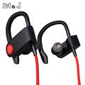 M J M333 New Wireless Bluetooth Headset Sports Earphone Jogging Binaural Headset Hanging Ear With Microphone