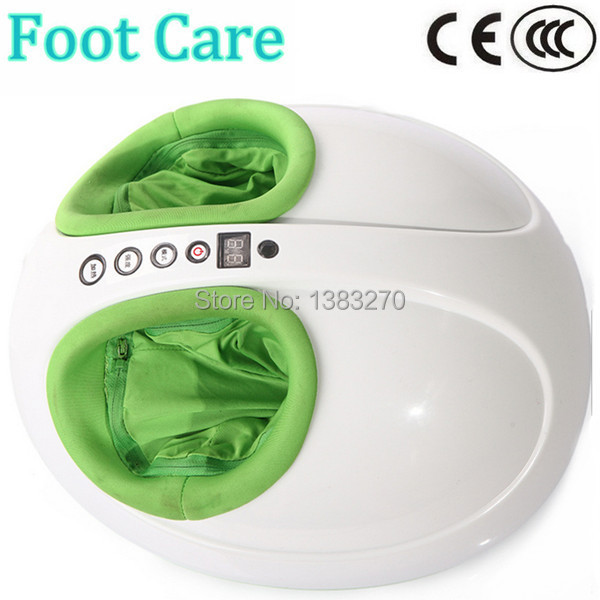 2016 newest smart heating & kneading Portable electronic foot massager as seen on tv(China (Mainland))