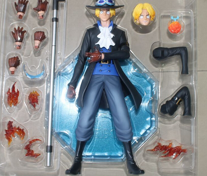Здесь можно купить  One Piece Figura Japanese Anime Figure Sabo Pop One Piece Action Figure Pvc Figurine Bonecos Do One Piece Figura Toys Juguetes  Игрушки и Хобби