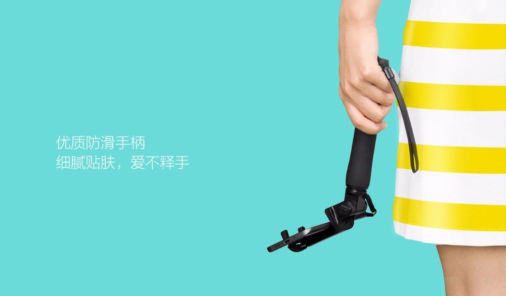 Оригинальный Xiaomi Mi проводной селфи палка Plug and Play удобный легкий складной pic_009
