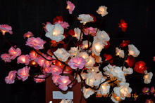"""Buy Battery Type Blossom mini Rose Branch Light 20"""" 48 LED Christmas branch light wedding table decoration branch twig light for $14.88 in AliExpress store"""