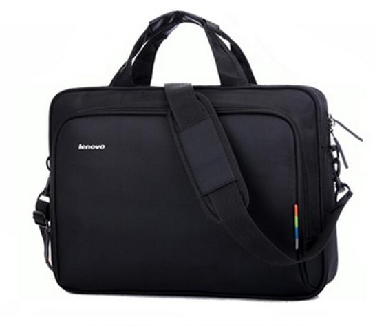 Canvas 14 inch, 15.6 inch hand the bill of lading shoulder laptop bag men and women(China (Mainland))