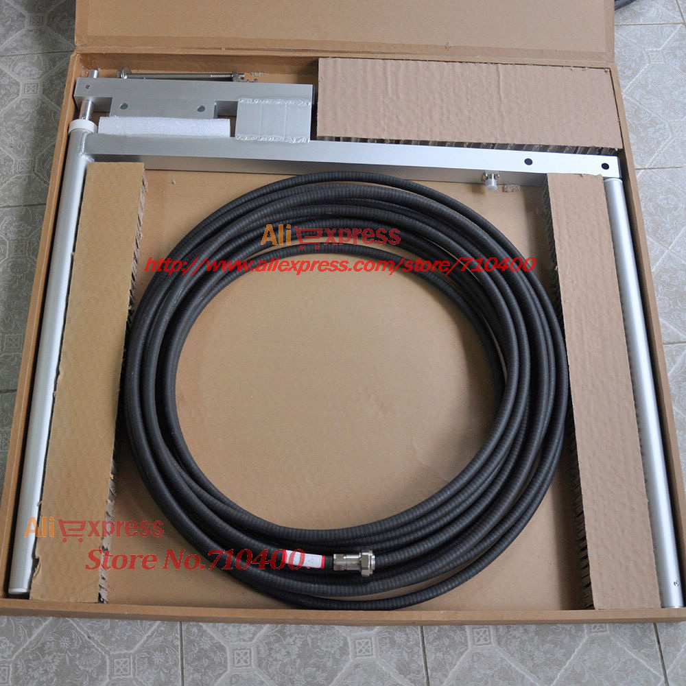 FM Broadcast Omni Dipole Antenna max 1200W +20m coaxial cable for FMT-150A FMT-350H FMT-600H(China (Mainland))