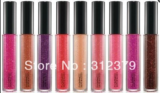 12 pieces a dozen lipgloss lipstick hot selling make up